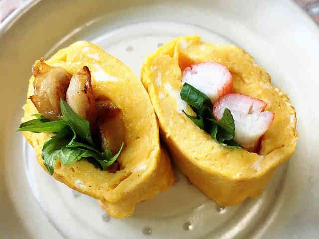 卵焼きポケット♡お弁当に♪の画像