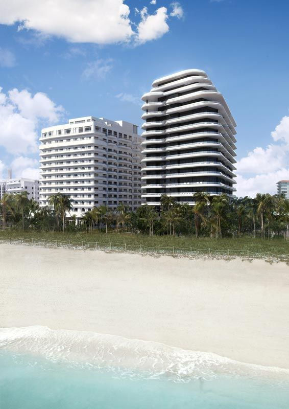 Faena House:  Cutting edge design from famed Argentine architect & developer Faena.  #miamibeach #realestate #miami Contact me for sales information Guido Caroni 305 546 4141