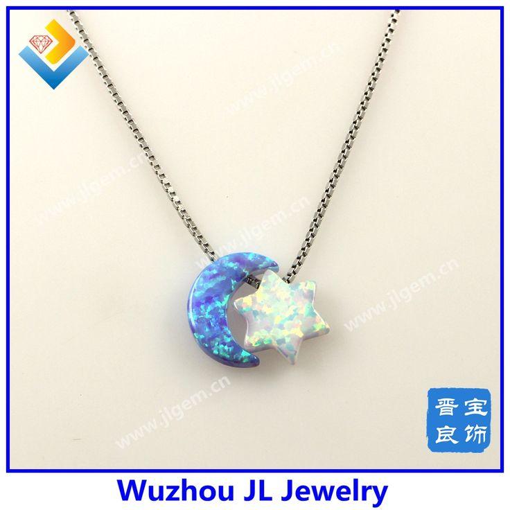 Star Opal | Moon And Star Opal Blue Opal Stone Price Opal Moon And Star - Buy Opal ...