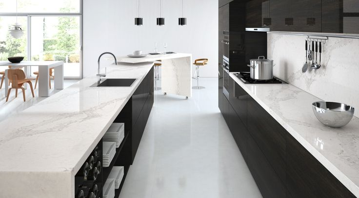 Best What Colour Cabinets Would You Choose For Caesarstone S 640 x 480