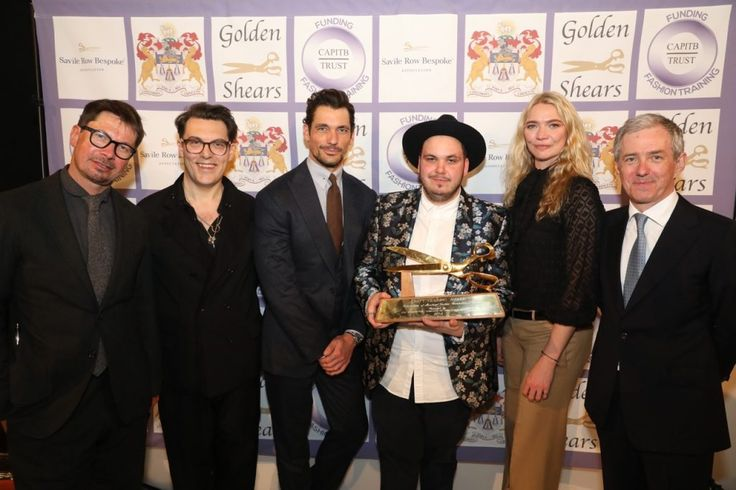 Savile Row Style Magazine » Riki walks off with Golden Shears