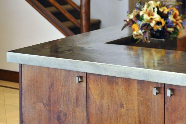 Rocky Mountain Hardware Organic+Square+Cabinet+Pull