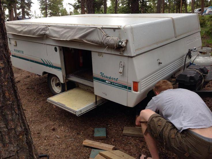 214 Best Pop Up Camper Renovation Images On Pinterest