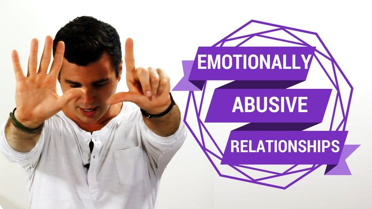 males in an abusive relationship