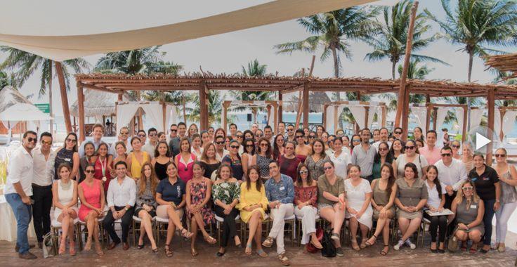 """Reunión de la ACIBEP y lanzamiento del nuevo Venue de Bodas de WedProduction """"El Beach Oh"""", ubicado en Ventura Park en la ZOna Hotelera de Cancún, es una de las locaciones más románticas de México para casarse en la playa."""