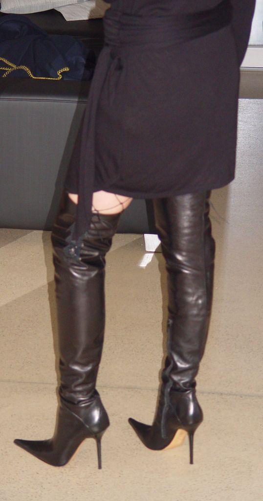 Thigh HIgh Boots   Rosina's Heels   Flickr
