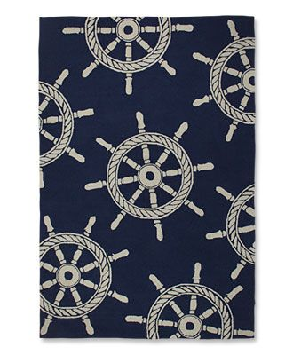 Nautical Indoor Outdoor Carpet Carpet Vidalondon