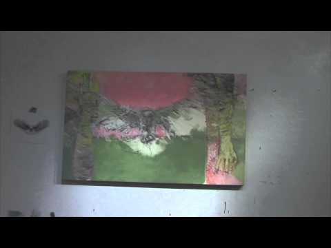 Cutter : A painting about cutting