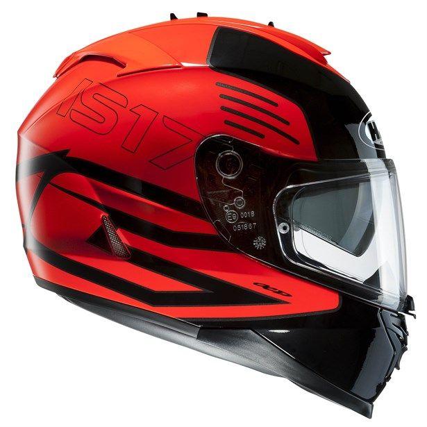 hjc-is17 Motorcycle Helmet at MK1 Motorcycles