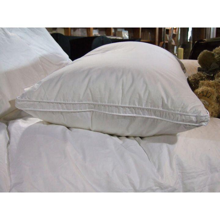 Oreiller de luxe en duvet d'oie blanche sibérien
