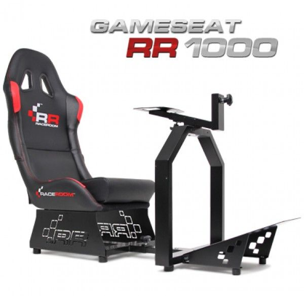 Race Star Driving Simulators Sport Seats Sparco