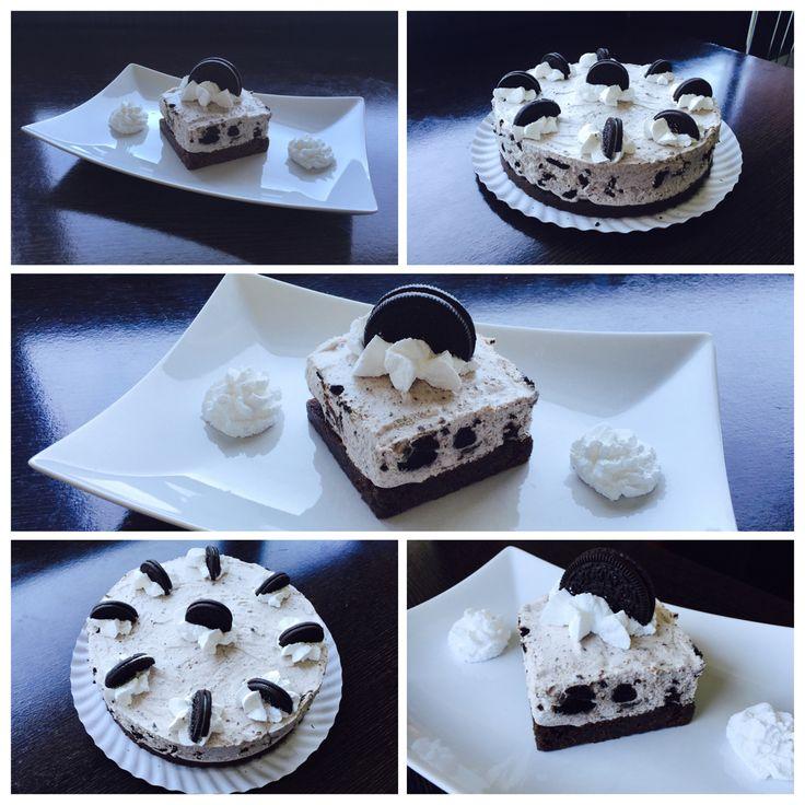 cheesecake cu biscuiti oreo