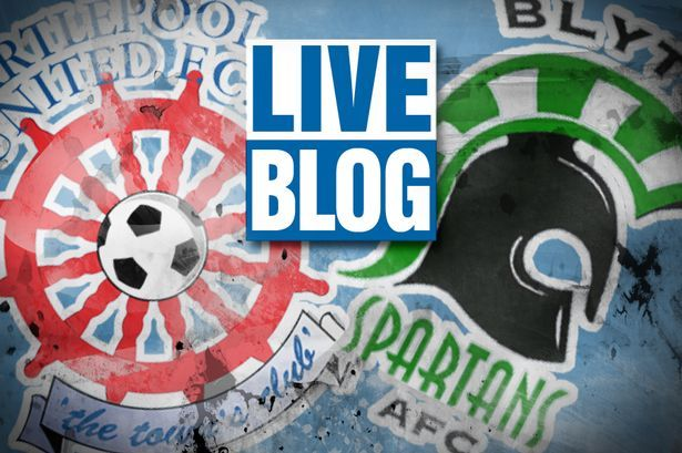 .@Official_HUFC v @Blyth_Spartans LIVE: Build-up, action and analysis from the #FACup http://www.chroniclelive.co.uk/sport/football/football-news/hartlepool-vs-blyth-spartans-live-8235961…