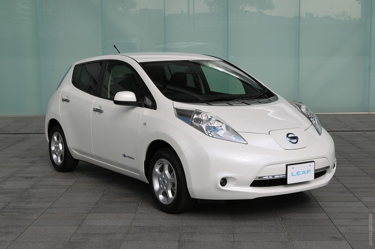 2013 Nissan LEAF - My Preferred Ride. My 2-year leased LEAF resembled this one, the '13 LEAF I now own, $12,500 w\ 12,354 mi when purchased 05/2015 is a darkish slate grey]