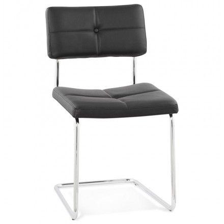 fb076d1cc20c7bfb3339d23c870a0271  chaise design aussi Résultat Supérieur 1 Merveilleux Petit Fauteuil Cuir Noir Und Chaise Design Pour Deco Chambre Photos 2017 Lok9