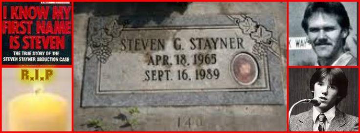 Steven Stayner R.I.P. x
