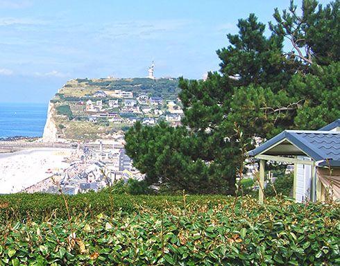 Campingplätze Normandie - Flower campings, alle Flower-Campings in der Normandie frankreich