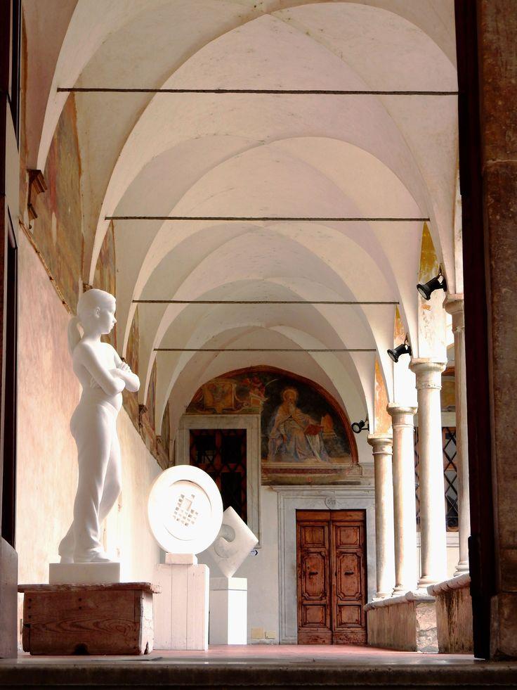 Pietrasanta Museum, Pietrasanta, Italy.  www.mj2art.com