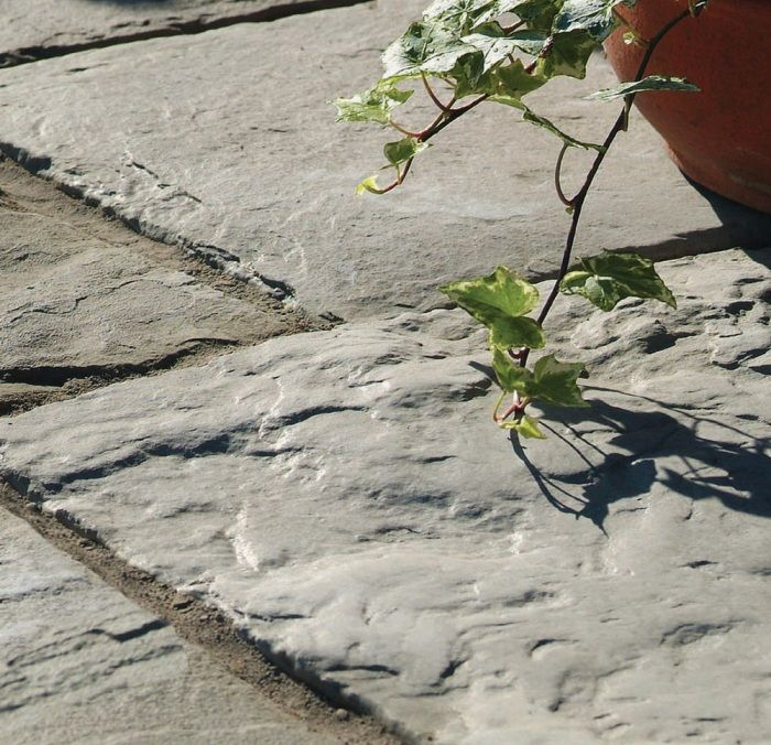 brett westminster millbank concrete flagstone style garden paving pack from awbs ltd concrete