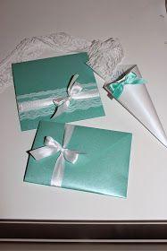 Le creazioni di Maichi: Matrimonio color Tiffany