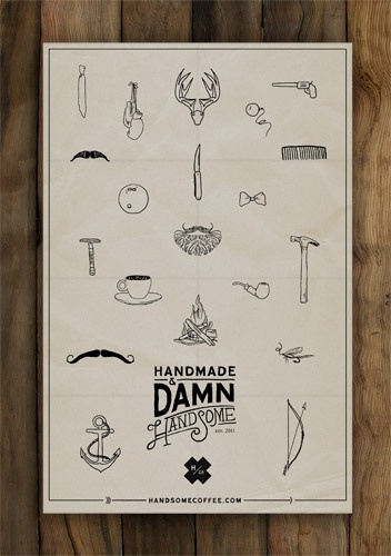 Handsome_Coffee_poster