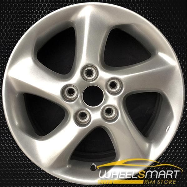 "Chrysler Pacifica Rims For Sale: 16"" Mazda Millenia OEM Wheel 2001-2002 Silver Alloy Stock"