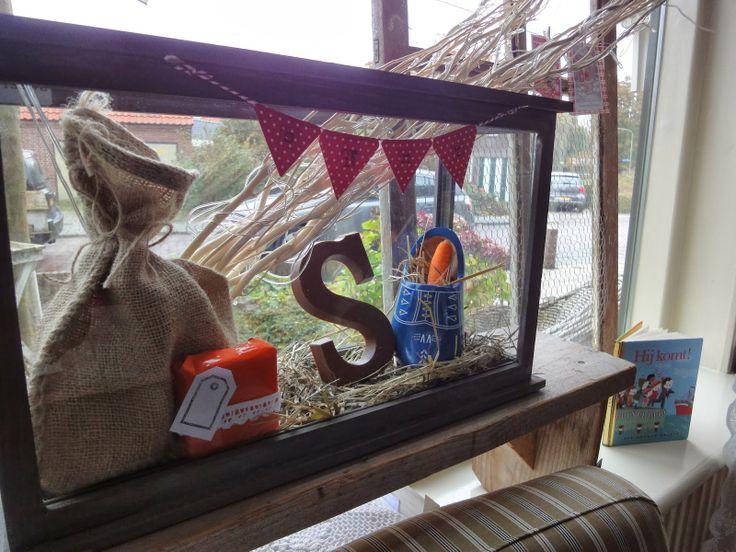 MAZZELSHOP-- #Inspiratie #Decoratie #Thema #Sinterklaas #5december #Knutselen #DIY
