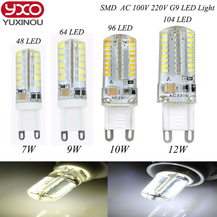 Good Dimmbar G LED lampe Watt Watt WW Led lampe G SMD