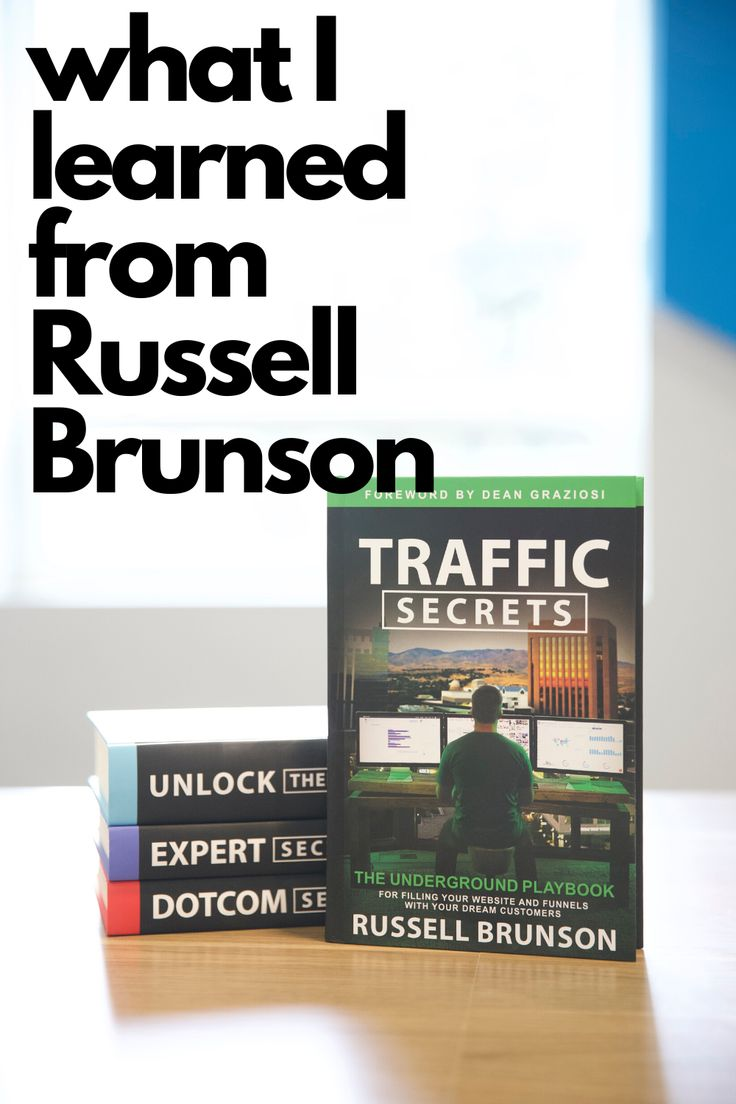Key Takeaways from Russell Brunson's New Book in 2020
