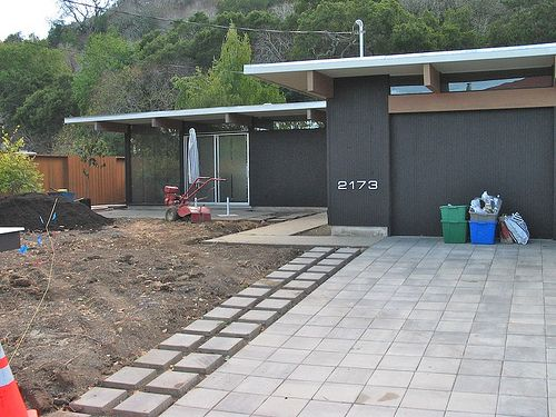 Eichler 206 by thomasfj via flickr modern house paint for Eichler paint colors