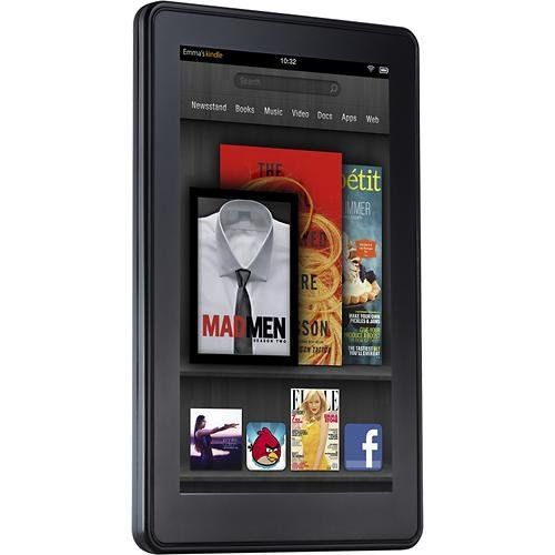 """cool Amazon 1st Gen Kindle Tablet with 8GB Memory 7"""" 
