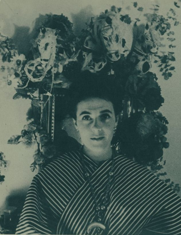 Leonora Carrington, Mexico 1944.