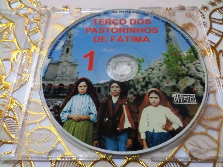 TERÇO DOS PASTORINHOS DE FÁTIMA - JESUS, MARIA E JOSÉ NAS APARIÇÕES DE JACAREÍ-SP-BRASIL
