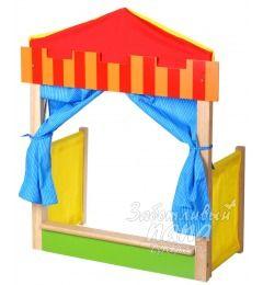 Im Toy Ширма для кукольного театра, с 3 лет