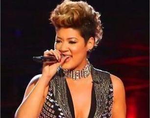 Tessanne Chin Wins 'The Voice'
