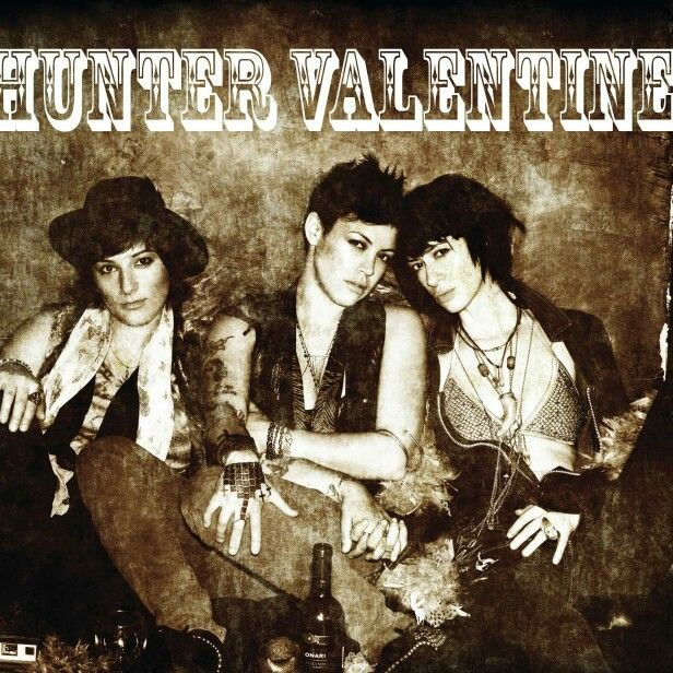 hunter valentine band revenge