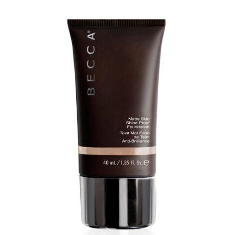 Ever-Matte Shine Proof Foundation | Complexion | BECCA Cosmetics