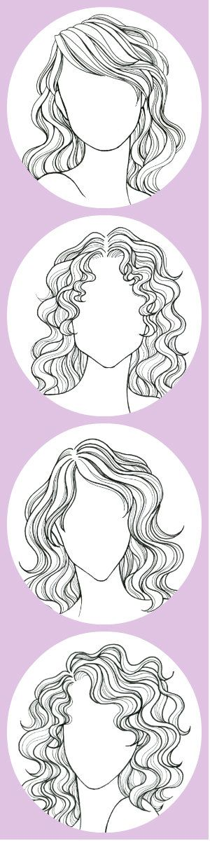 The Fail-Safe, Un-Screw-Up-Able, Take-This-to-The Salon Guide to Your Perfect Haircut || Your best look depends on your hair texture and your face shape. Need to keep this on hand