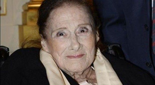 Muere la fundadora de la casa de moda Chloé, Gaby Aghion