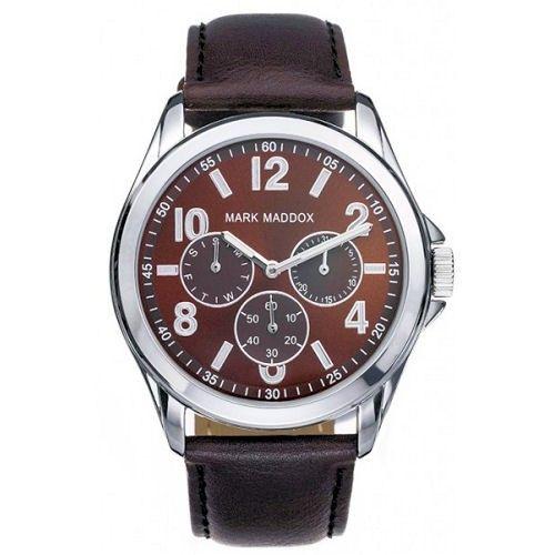 #Reloj Mark Maddox HC3012-55 Aviator Look multifunción por tan sólo 44€    http://relojdemarca.com/producto/reloj-mark-maddox-hc3012-55/