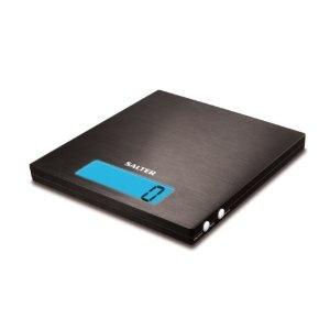 Salter 1051 Electronic Kitchen Scale, Black (Kitchen) http://www.amazon.com/dp/B001DQM9KE/?tag=pindemons-20 B001DQM9KE