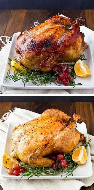 Brining vs Salting a Turkey or Chicken