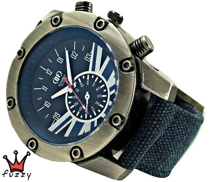 Ρολόι ανδρικό (R352-08) - Fuzzy