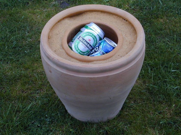 Create a Zeer Pot!  It is an evaporative cooler.  In an emergency it would keep perishables cold.  Works best in dry climates.