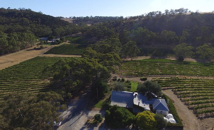 Skillogalee Restaurant and Skillogalee Valley vineyards, in the Clare premium…