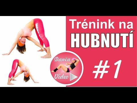 Cviky na hubnutí #1 ► - YouTube