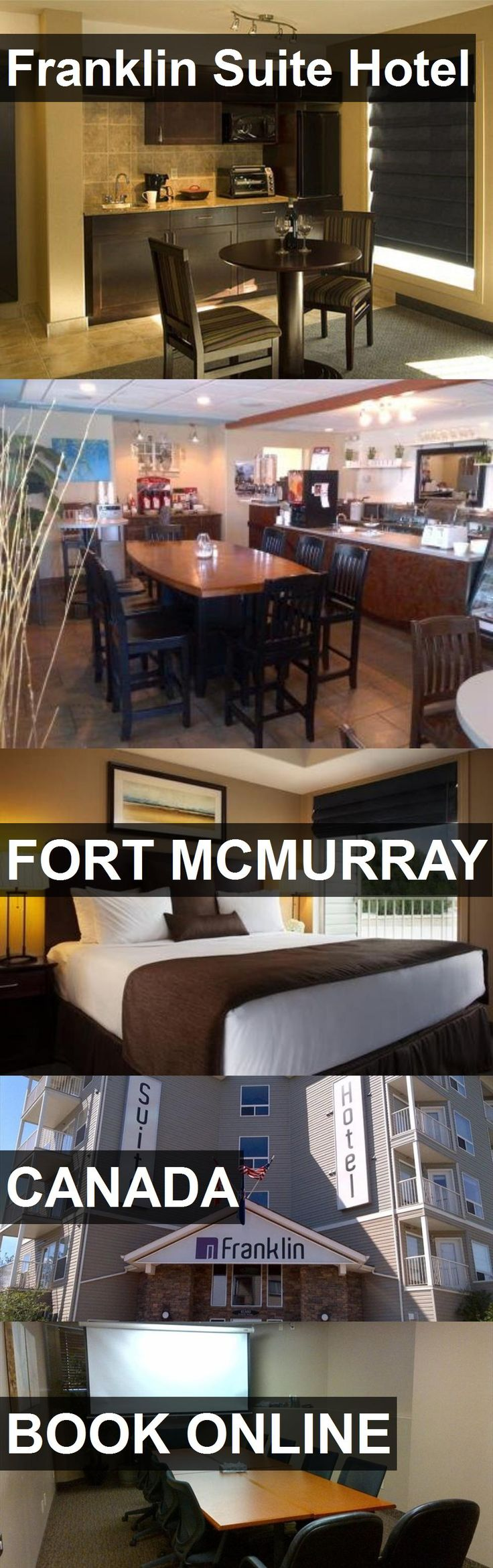 Franklin Suite Hotel in Fort Mcmurray, Canada. For more information, photos, reviews and best prices please follow the link. #Canada #FortMcmurray #travel #vacation #hotel