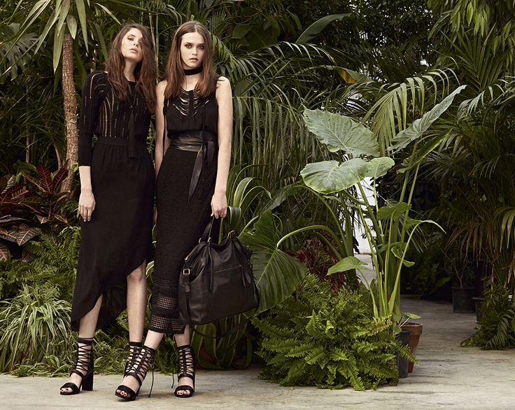 #Sisley #Sisleyfashion #SS2017 #woman #collection #fashion #trend #black