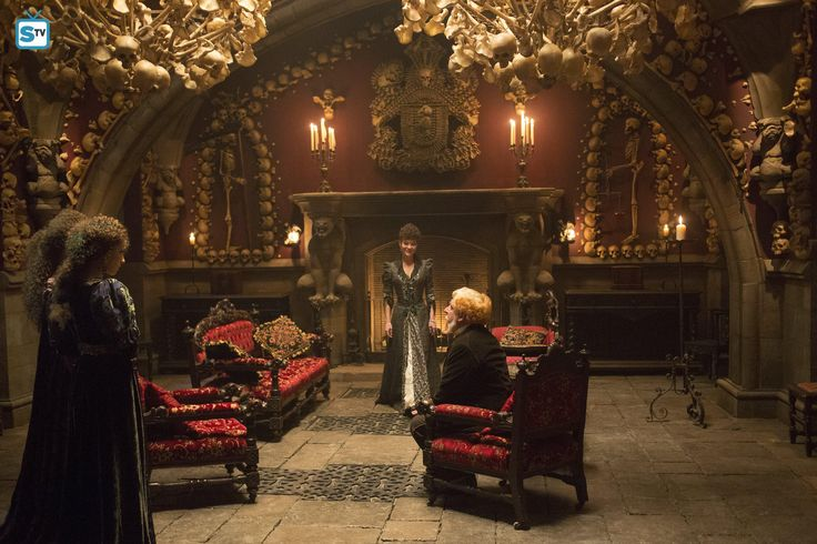 Hecate + Evelyn + Ferdinand | SpoilerTV | Penny Dreadful | Season 2 | Promotional Episode Photos | Episode 2.02