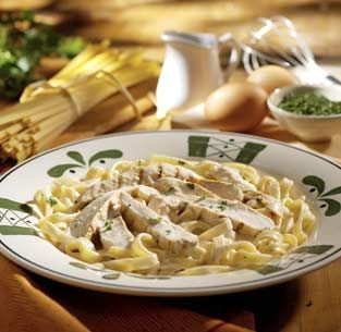 My favorite meal ever. Chicken alfredo at Olive Garden= Delicious.